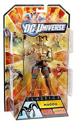 Dc Universe Classics Wave 19_magog 6 Inch Action Figure_mip_new And Unopened_jsa