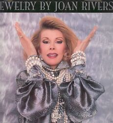 Joan Rivers Hand Signed Jewelry By Joan Rivers-hc-1st Edition-1995-mexico