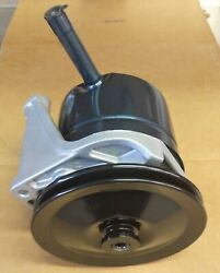 429 Boss Mustang Power Steering Pump Assy 90b Pulley 69 70 Fomoco Show Quality