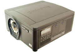 CHRISTIE HD10K-M HD10KM 3-CHIP 1080P DLP PROJECTOR 10000 LUMENS 689 HOURS!!