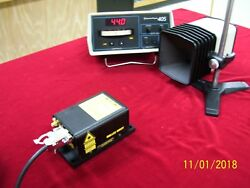 Melles Griot 782nm Diode Laser For Spectroscopy / Raman Microscope Use. Tem 00