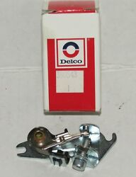 New Omc Outboard Marine Corp Boat Delco Contact Point Set Part No. 380543