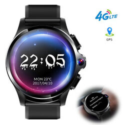 Wifi Bluetooth Smart Watch 4G Android 7.1 GPS 16GB Phone Mate for Samsung iPhone