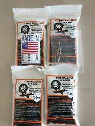 10-12 Oz Bags 10oz Tire Balance Beads In A Bag Free Priority Mail Shipping