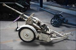 Poster Many Sizes 1941 28mm Canon Spzb 41 Anti Tank Musee Des Blindes France