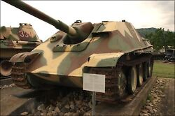 Poster Many Sizes Jagdpanther Tank Destroyer Pic04