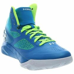 1258143 481 Mens Under Armour UA Clutchfit Drive 2 Basketball Sneaker Blue $59.99