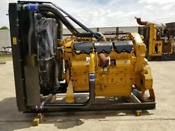 Used CAT C32 Industrial Power Unit - 951HP  2210 Hrs