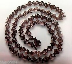 New 20 Chainsaw Saw Chain Fits Homelite Saws W/ 3/8 .050 70dl Lot Of 3 Chains