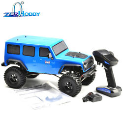 RGT 86100 1:10TH 2.4G 4WD RC Rock Cruiser Crawler Off-road Monster Climbing Cars