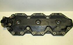 Omc Outboard Marine Corp Boat Cylinder Head Part No. 340839