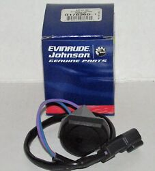New Evinrude Johnson Genuine Parts Marine Boat Horn Assembly Part No. 0176360