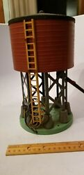 Vintage A. C. Gilbert Co. American Flyer Water Tower
