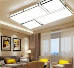 Indoor Lamp Ceiling Light Modern Interior Surface Mount Remote Control Lightings