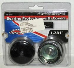 New Boater Sports Marine Boat Bearing Protectors With Covers 1.781 Part No 59036