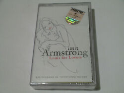 Louis Armstrong Louis For lovers Cassette Universal Music Russia SEALED $19.50