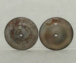 Quicksilver Marine Boat Pulley Driven Flange Lot Of 2 Part No. 29907