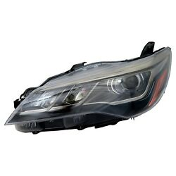 CPP Left Headlamp Assembly Composite for 2015-2016 Toyota Camry