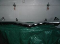 1973 Buick Riviera Front Chrome Bumper Re-plated Chrome