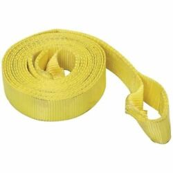 20 Foot Tow Towing Recovery Webbed Strap Web Atv Razor