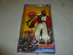NEW IN BOX K9 CORPS MALICE LEADER OF THE PACK ACTION DOG FIGURE 2006 LANARD NIB