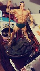 Bowen Full Size Namor The Sub-mariner Classic Version Painted Statue Marvel