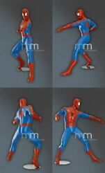 Spider-man First Edition 11 Full-life-size Statue Figure Muckle Oxmox New