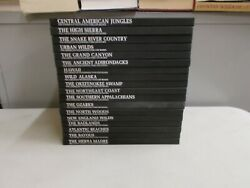 18 Time Life Books The American Wilderness Hc Swamp Jungles Country Sierra