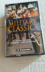 Various Military Classics All Time Favourites Double Cassette Hallmark