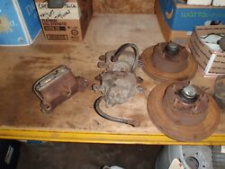 1971 Olds 442 BE master cylinder 5470409  4 speed car w discs all GM oem 1972