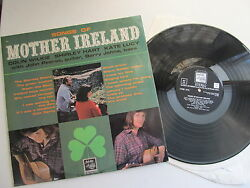 Songs Of Mother Ireland 12 Lp Wilkie, Hart And Kate Lucy Fidelity Fid 2173 Stereo