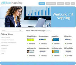 Affiliate Napping System - Php-script