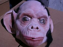 Famous Monsters Chimpanzee Mask Distortions Not Don Post