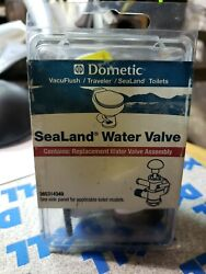 Sealand Water Valve Kit For Marine And Rv Toilets 385314349 Nos Free Shipping
