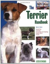NEW - The Terrier Handbook (Barron's Pet Handbooks) by Kern Kerry