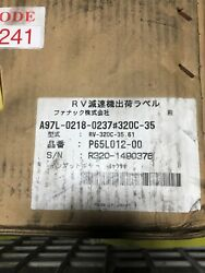 Fanuc Rv Reducer A97l-0218-0237320c-35 Freight Shipping Available