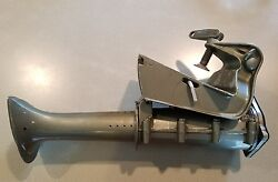 1967 Johnson 3 Hp Outboard Model Jh-22 Midsection Clamps And Bracket