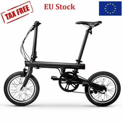 Xiaomi QICYCLE Folding Electric Bicycle E-Bike Torque Sensor 45km Mileage 250W