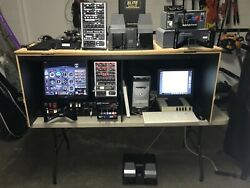 Elite Flight Simulator and Extra Components $6000 OBO