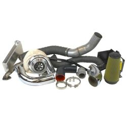 Industrial Injection Compound Add-A-Turbo Kit For 2006 2007 LBZ Duramax