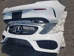 Mercedes 205 Cupe Bumper Front Back