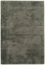 Blade Solid Colour 100 Viscose Hand Woven Moleskin Grey Brown Living Room Rugs