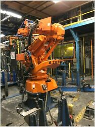 ABB IRB 6400 / M97 Robot Complete with S4C GMT900 Control System