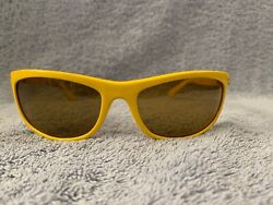 Vintage Yellow Fashion Optics Cool Ray Sunglasses #1261 NWOT $7.00