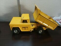 Structo Dump Truck Vintage Collectable Novelty Toys