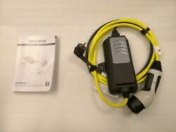 Oem Delphi Mains Charging Cable For Electric Vehicles New 6818619-04 35025802