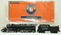Lionel 6-38030 Santa Fe 2-8-8-2 Locomotive & Tender LN/Box