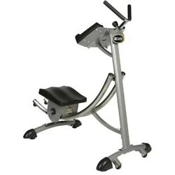 AB COASTER CS2000 Commercial Abdominal Core Strength Gym Exercise Machine