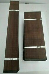 Wholesale Lot Of 10 Guitar Back And Side Classical Rosewood Tonewood Book Match