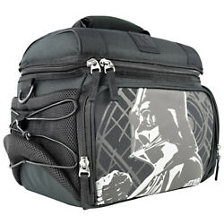 Performa Perfectshaker Meal Prep Bag All-in-one 6 Container Matrix - Darth Vadar